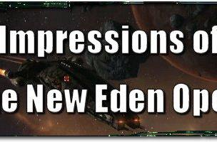 EVE Evolved: Impressions of the New Eden Open
