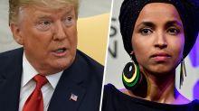 Trump tells progressive freshman congresswomen to 'go back' to their 'broken and crime infested' countries