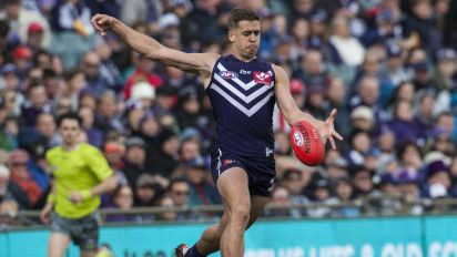 Dockers lose Hill for clash with Bombers