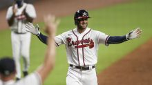 Markakis walks off Blue Jays, gives Braves a series win over Toronto