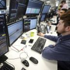 British shares up on China stimulus hopes, all eyes on Brexit deal vote
