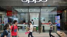 After toppling Apple in China, Oppo eyes world market