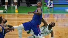 Walker's 25 lift Celtics over Kawhi-less Clippers 117-112
