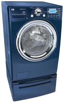 LG SteamWasher: now with allergen-reducing powers