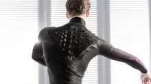 MIT's 'living cell' shirt reacts to sweat to help cool you down