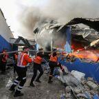Israeli air strikes hit Gaza as fighting enters second week