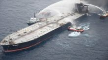 Sri Lanka names captain of oil tanker a suspect in fire