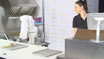 Miso Robotics' Brings Advanced Robotics and AI to UK Fast-food and Commercial Kitchens - Image