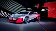 BMW Vision M Next: An autonomous car for people who love driving