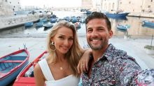 Newlyweds Tim Robards and Anna Heinrich's cutest moments
