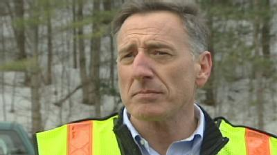 VT Gov. Reacts to Looming Government Shutdown