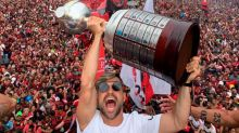 Ainda sem renovar, Diego não descarta encerrar a carreira no Flamengo: 'É uma possibilidade'