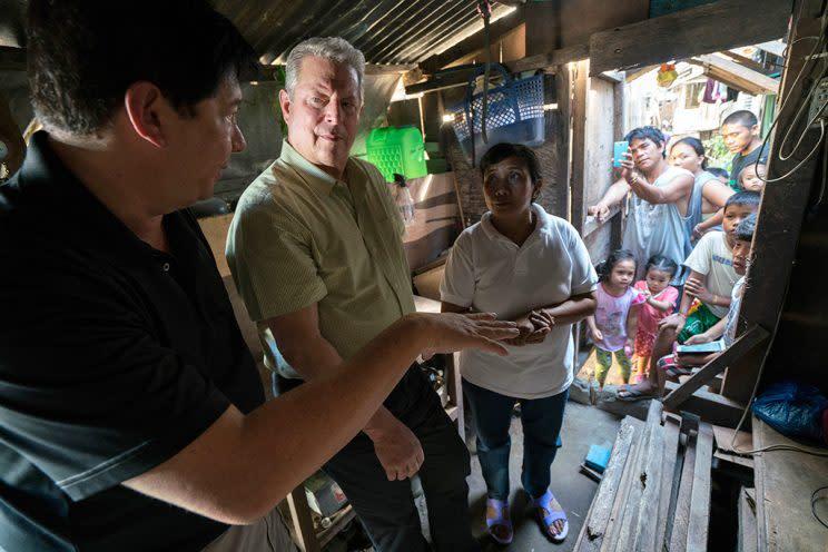 """An Inconvenient Sequel: Truth to Power."" (Photo: Sundance Institute)"