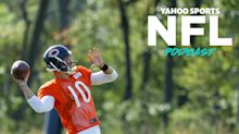 NFL Podcast: Week 1 Preview – Trubisky's first last shot, Clowney to the Titans and Von's season-long injury
