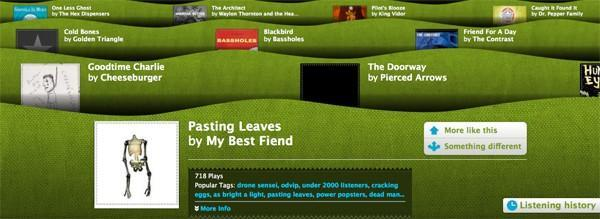 Last.fm Discover delivers greener pastures of music discovery