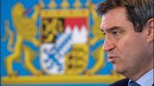 Söder: Unionskanzlerkandidat muss sich in Corona-Krise bewährt haben