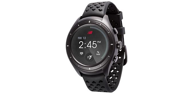 Here's the smartwatch New Balance and Intel have been working on