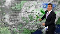 Jeff Jamison's 6pm Weather Update
