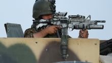 'Multiple casualties as car bomb hits bank in south Afghanistan'