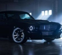 This all-electric classic Ford Mustang will redefine the muscle car