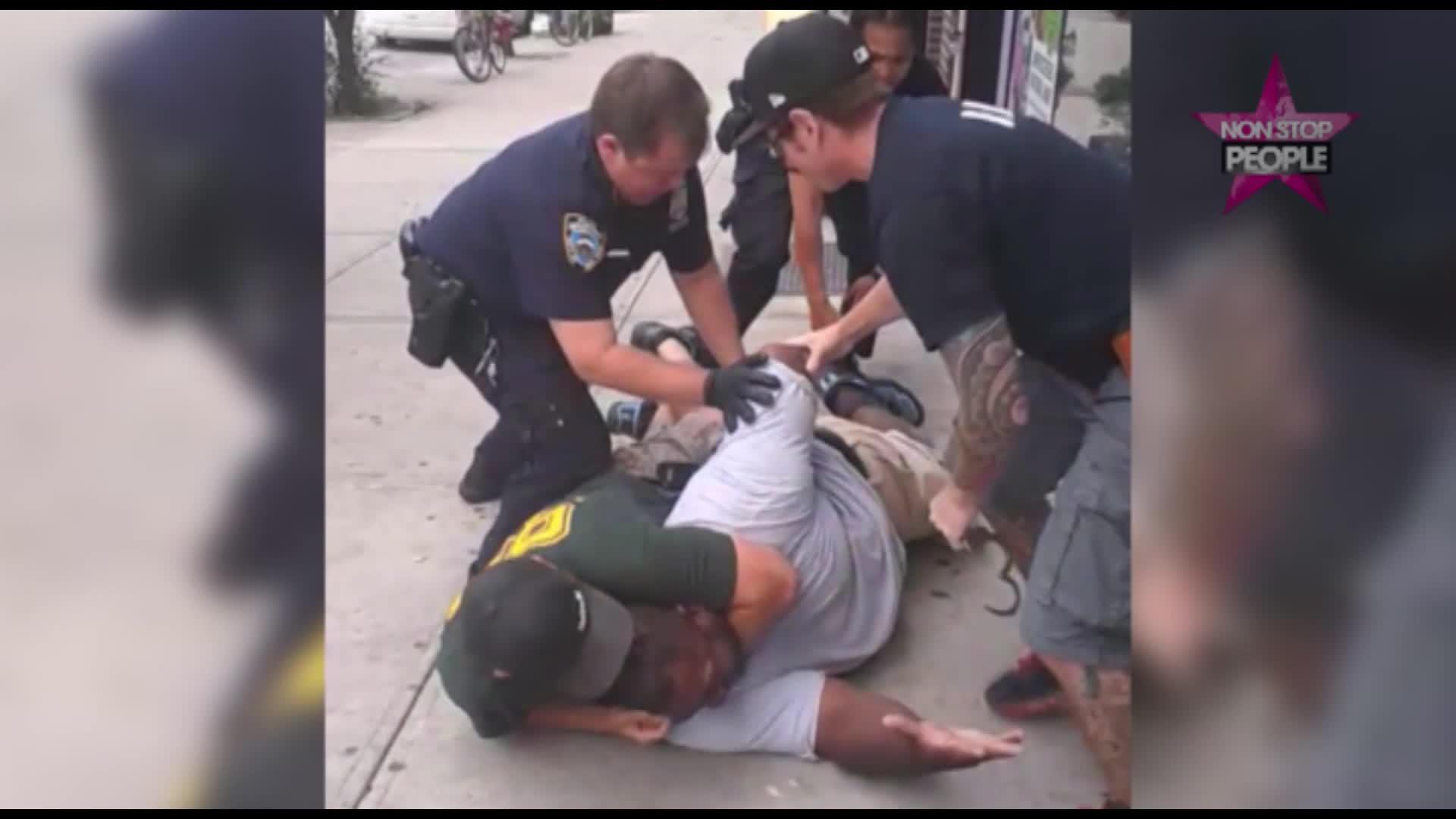 Pharrell Williams choqué par une question déplacée d'un journaliste sur la mort d'Eric Garner (Vidéo)