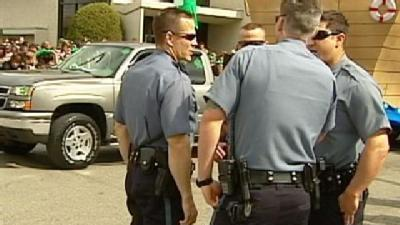 St. Patrick's Day Celebrations Keep KCPD Busy