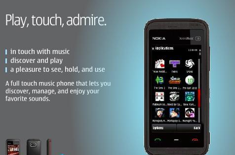 Nokia 5530 XpressMusic Games Edition goes on sale in US, puts the hurt on boredom