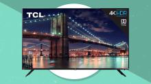 El televisor TCL 55'' 4K TV tiene un descuento del 44% en Amazon