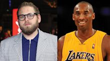 Jonah Hill honours Kobe Bryant sharing 'very awkward' photo taken by his late brother