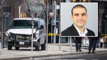Toronto attacker's chilling Facebook message minutes before mowing down pedestrians