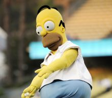 D'oh? No! Homer and 'The Simpsons' team earn Hall tribute