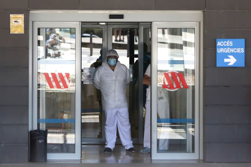 The coronavirus disease (COVID-19) outbreak in Lleida