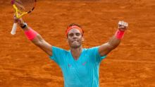 Rafael Nadal passes Schwartzman test to reach 13th French Open final