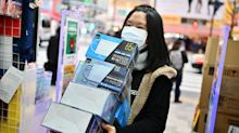 China's Virus Outbreak Triggers a Global Run on Face Masks