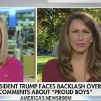 White House says there isn't 'anything to clarify' when asked about Trump's 'stand by' comments to Proud Boys