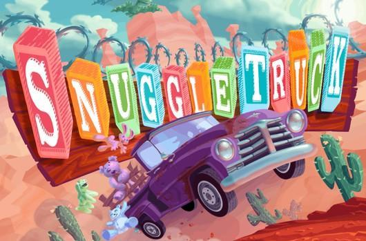 Snuggle Truck downloaded 1.3 million times in 9 days after going free