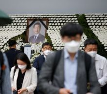 Funeral of mayor of South Korean capital held amid ex-secretary's accusations of sexual abuse