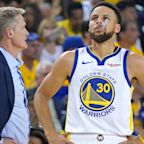 Steph Curry, Steve Kerr among sports stars outraged by George Floyd death