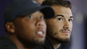 Bears QB Mitchell Trubisky takes break from social media