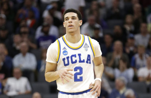 Lonzo Ball revitalized UCLA this past season. (AP)