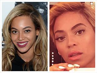 Beyoncé Debuts a Super Short, Super Blond New 'Do