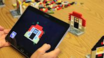 "Lego Bricks, iPads: ""For Kids, It's Just One World"""