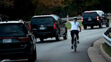 Remember The Cyclist Who Flipped Off Trump's Motorcade? She Just Won A Virginia Election.