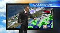 Matt's Wednesday Afternoon Weather Forecast