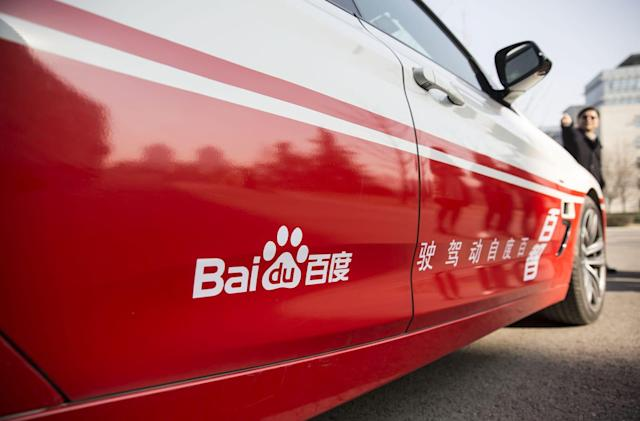 Baidu wants to work with everyone on self-driving tech