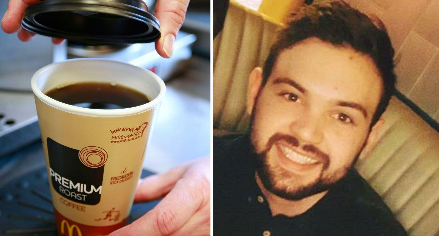 Man with milk allergy nearly dies after given hot chocolate at McDonald's