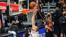 Suns sink Clippers with last-gasp Ayton dunk in see-saw thriller