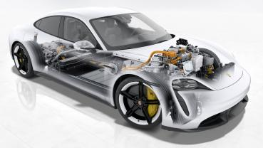Porsche Taycan 冷知識,你知道多少?