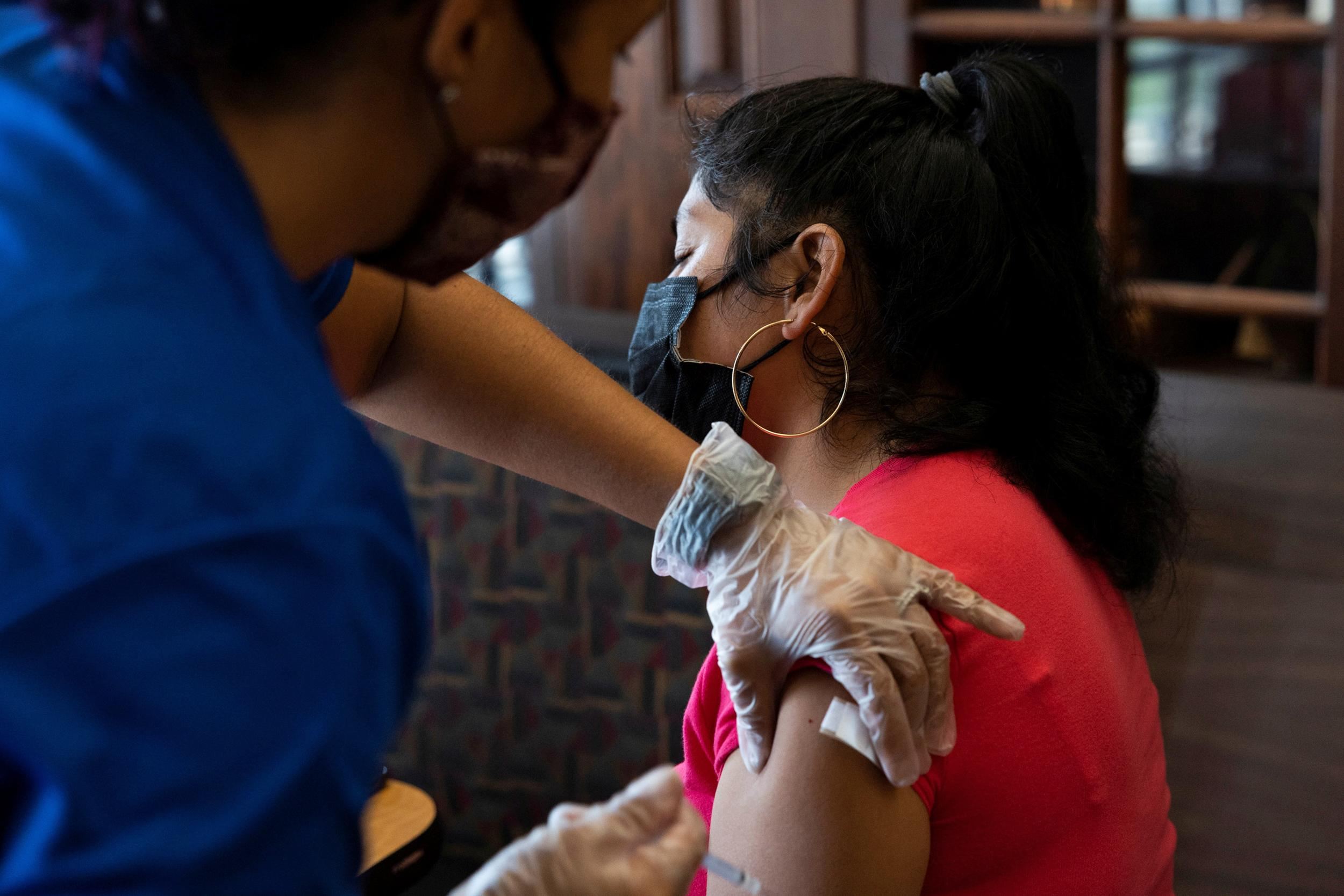Group to use $2.5 million award to vaccinate more Latinos against Covid