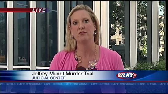 Opening statements get underway in love triangle murder trial